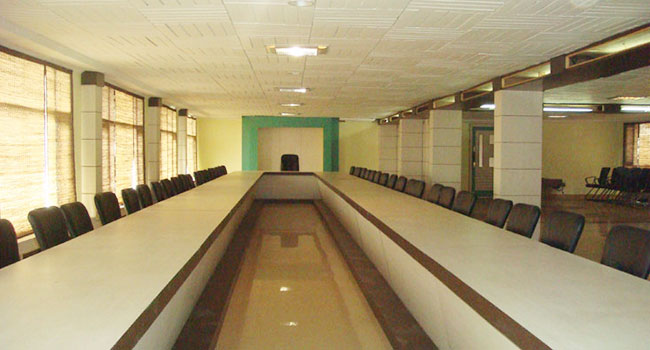 Modern Conference Hall